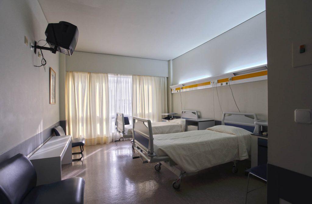 Euromedica Κλινική Μητέρα Κρήτης Δωμάτιο