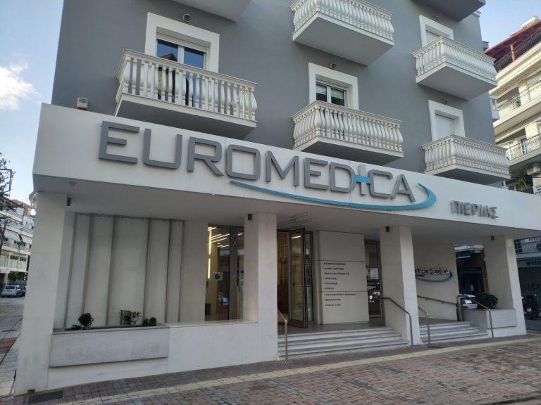 Διαγνωστικό Κέντρο Euromedica Πιερίας