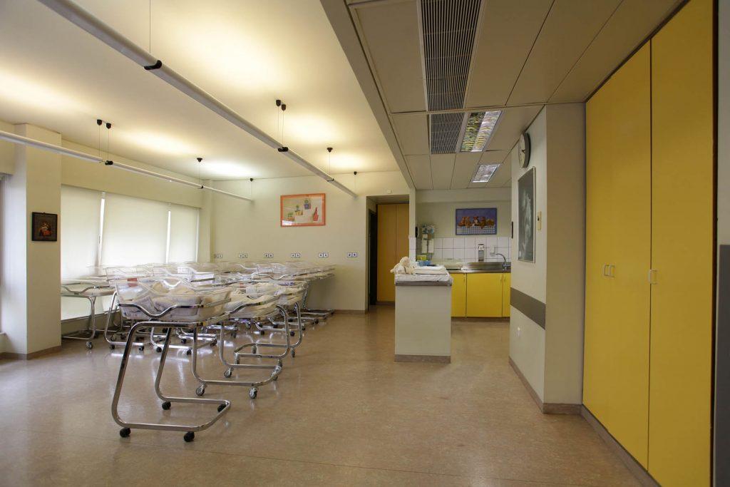 Euromedica Κλινική Μητέρα Κρήτης Νεογνά