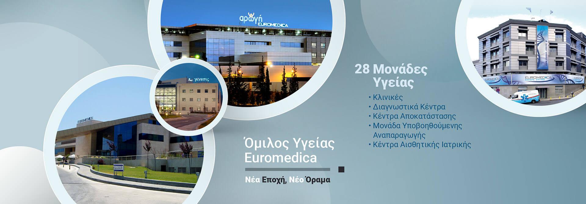 Όμιλος Euromedica