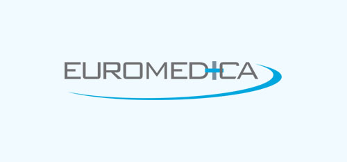 Euromedica λογότυπο