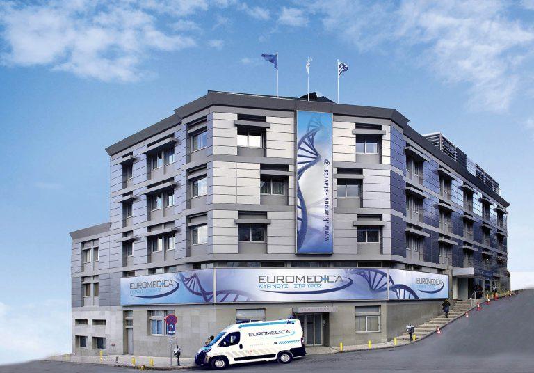 Κλινική Euromedica Κυανούς Σταυρός